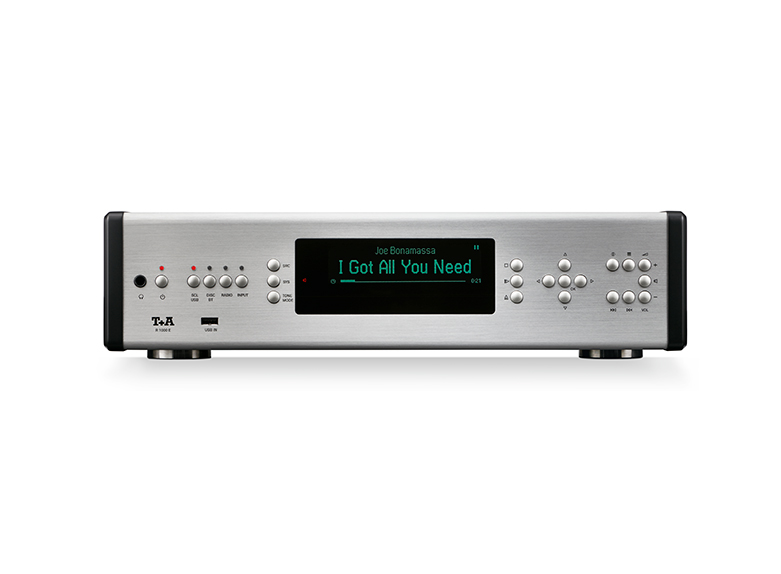 t + a music receiver