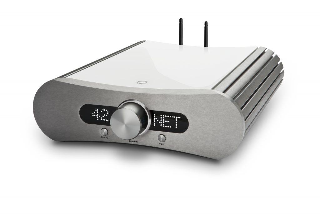 Gato Audio - DIA 400S NPM Referenz Netzwerkaudio-Verstärker .....
