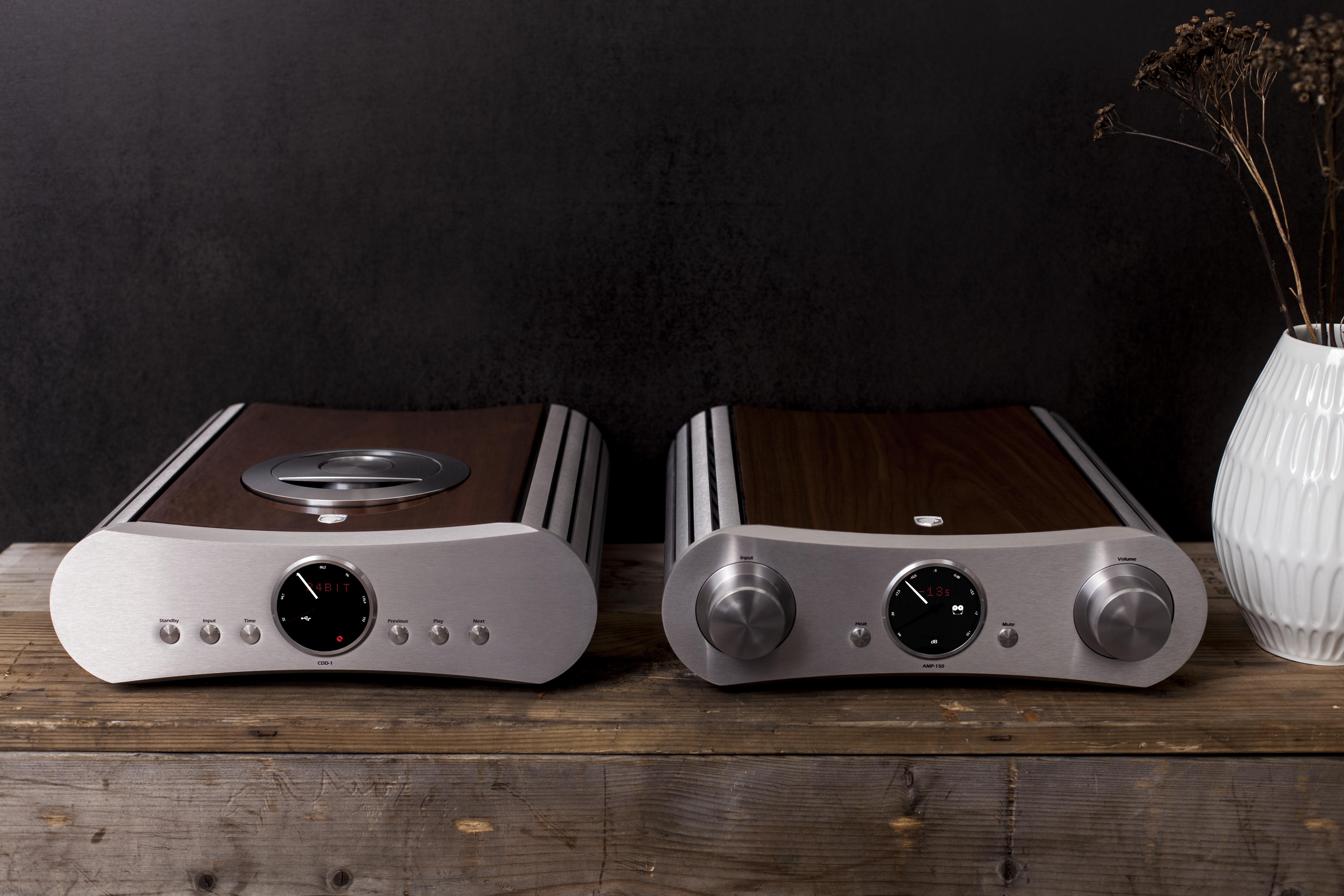 Gato Audio - AMP 150 & CDD 1 Anniversary Edition!