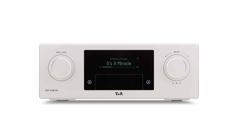 ab sofort könnt Ihr den neuen Referenz ….T+A – PDT 3100 HVReferenz CD / SACD Laufwerk bei Audio Exclusive hören.