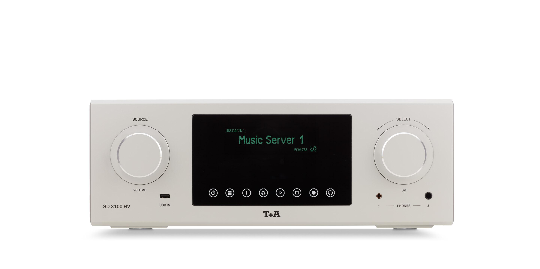ab sofort könnt Ihr den neuen Referenz ....T+A - SD 3100 HV Streaming DAC bei Audio Exclusive hören.